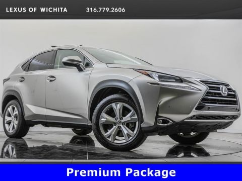 Pre-Owned 2017 Lexus NX Navigation, Premium Package