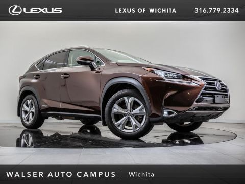 Pre-Owned 2017 Lexus NX Navigation, Moonroof, Blind Spot Monitor