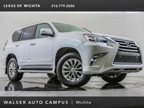 Pre-Owned 2015 Lexus GX 460 Navigation, Premium Package