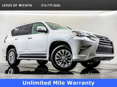 Pre-Owned 2016 Lexus GX 460 Premium Package