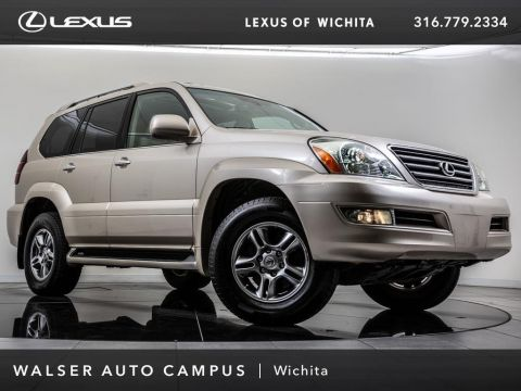 Pre-Owned 2008 Lexus GX 470 Luxury, Mark Levinson, Navigation, Moonroof