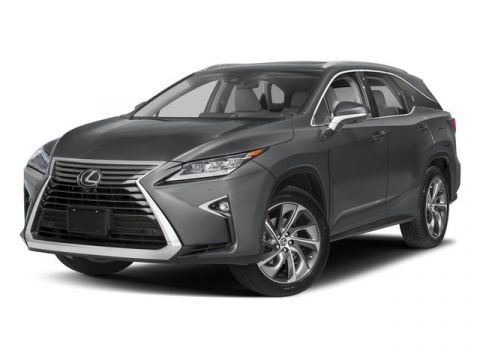 Pre-Owned 2018 Lexus RX 2018 LEXUS RX 350L PREMIUM (A8) (PRICING NOT AVAILABLE) 4DR SUV 109.8 WB AWD
