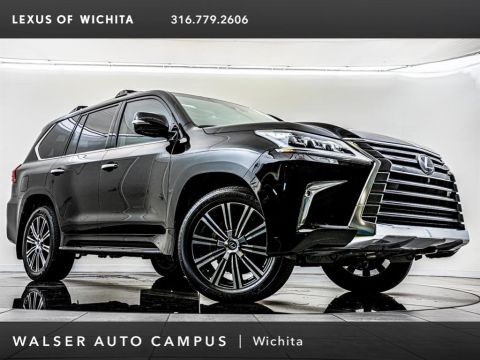 Pre-Owned 2018 Lexus LX Luxury Package, Factory Wheel Upgrade