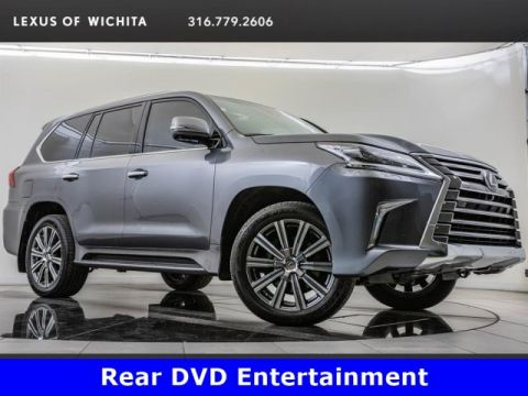 Pre-Owned 2016 Lexus LX 570 Navigation, Rear DVD Entertainment, Levinson Audio