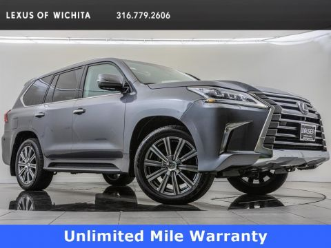 Pre-Owned 2017 Lexus LX Luxury Package, Rear Seat Entertainment