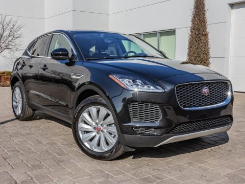 Pre-Owned 2019 Jaguar E-PACE P250 SE, Drive Package