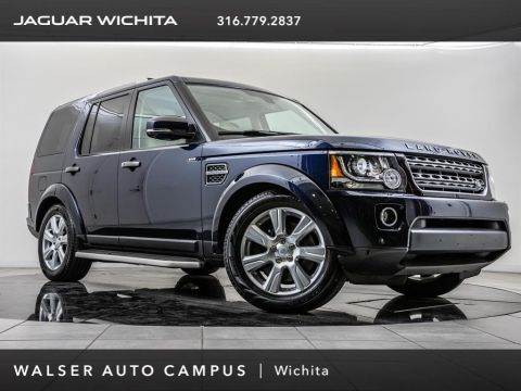 Pre-Owned 2016 Land Rover LR4 HSE, 1-Owner