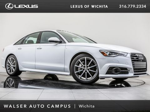Pre-Owned 2017 Audi A6 2.0T Premium Plus quattro, Navigation Moonroof