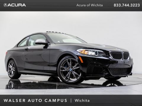Pre-Owned 2015 BMW 2 Series M235i xDrive Navigation, Rearview Camera, Moonroof