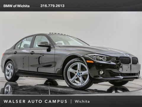 Pre-Owned 2015 BMW 3 Series 328i xDrive, Premium Pkg