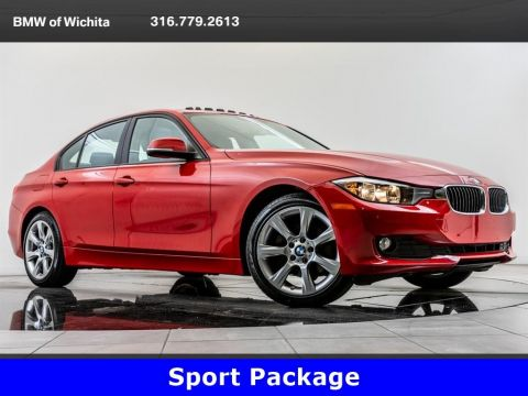 Pre-Owned 2014 BMW 3 Series 320i xDrive, Sport Package