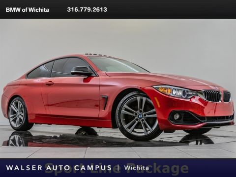 Pre-Owned 2014 BMW 4 Series 428i, Sport Line