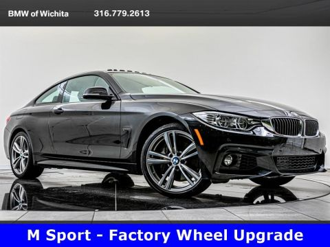 Pre-Owned 2016 BMW 4 Series 435i xDrive, M Sport, Factory Wheel Upgrade