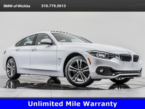 Pre-Owned 2019 BMW 4 Series 2019 BMW 430 GRAN COUPE I XDRIVE (A8) 4DR HB AWD