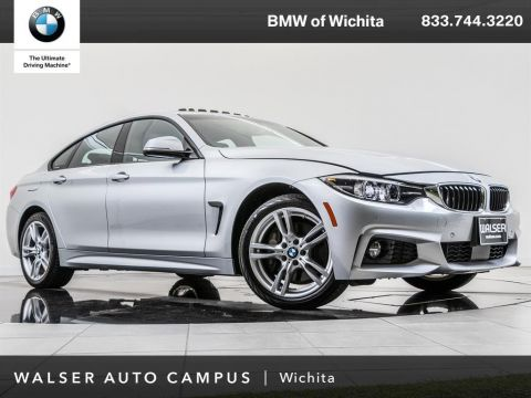 Pre-Owned 2018 BMW 4 Series 430i xDrive, M Sport, Navigation, Apple CarPlay