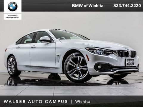 Pre-Owned 2018 BMW 4 Series 430i xDrive Head-Up Display, Navigation, RV Cam