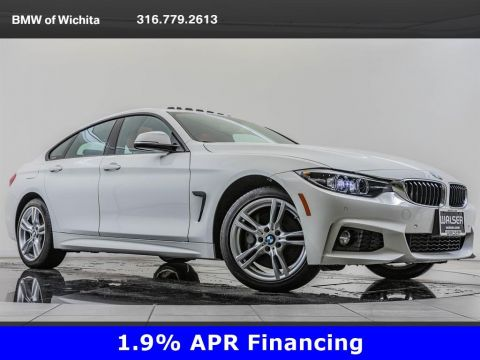 Pre-Owned 2019 BMW 4 Series 430i xDrive, M Sport Pkg