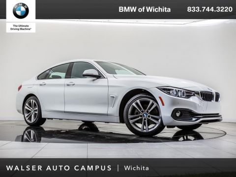Pre-Owned 2018 BMW 4 Series 430i xDrive Navigation, Rearview Camera, CarPlay