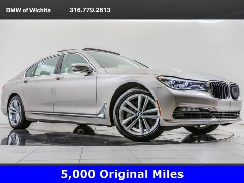 Pre-Owned 2016 BMW 7 Series 750i xDrive-5,000 Original Miles