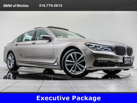 Pre-Owned 2016 BMW 7 Series 750i xDrive, Executive Pkg