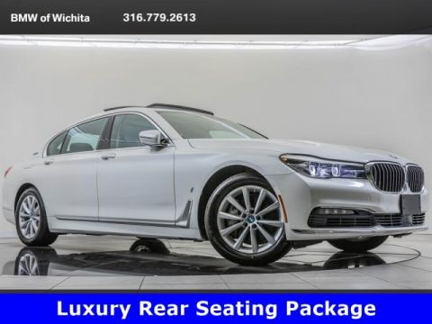 Pre-Owned 2017 BMW 7 Series 740e xDrive iPerformance, Executive Package
