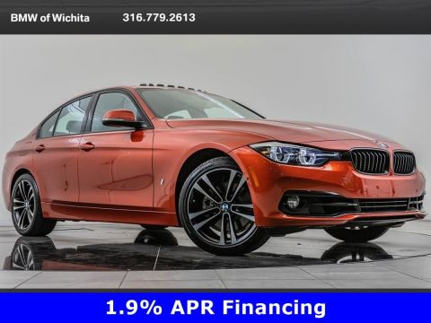 Pre-Owned 2018 BMW 3 Series 330e iPerformance, Shadow Sport Edition