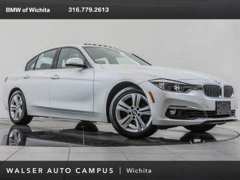 Pre-Owned 2016 BMW 3 Series 328i xDrive, Technology Package
