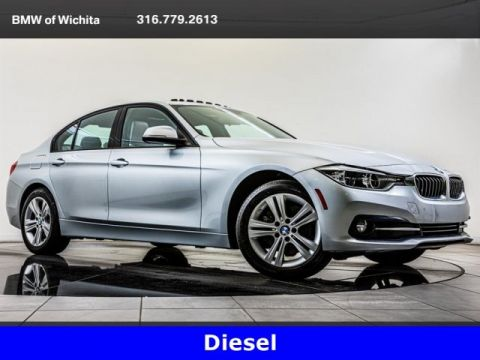 Pre-Owned 2016 BMW 3 Series 328d xDrive, Diesel