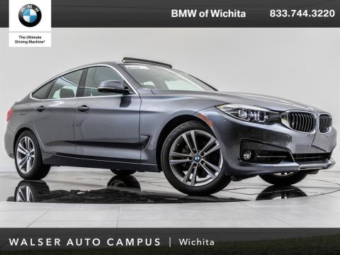 Pre-Owned 2018 BMW 3 Series 330i xDrive Gran Turismo, Head-Up, Navigation