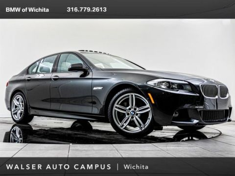 Pre-Owned 2013 BMW 5 Series 535i xDrive, M Sport
