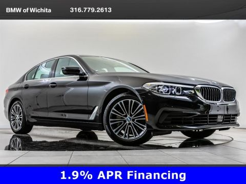 Pre-Owned 2019 BMW 5 Series 540i, 14,000 Off New!
