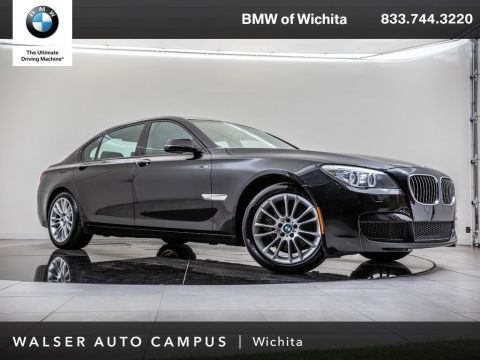Pre-Owned 2015 BMW 7 Series 740Ld xDrive Head-Up, RV Camera, Harman/Kardon