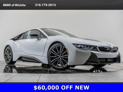 Pre-Owned 2019 BMW i8 Tera World Pkg, 20-Inch BMW Wheels