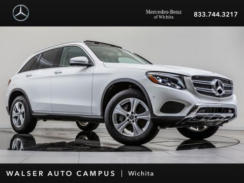 Pre-Owned 2018 Mercedes-Benz GLC GLC 300 4MATIC Certified Pre-Owned, Navigation