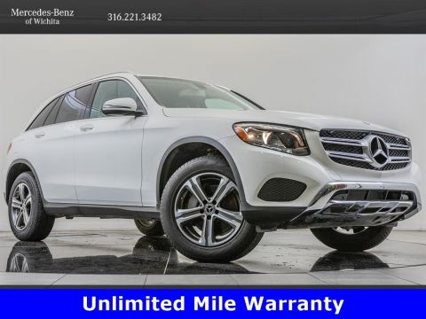 Pre-Owned 2019 Mercedes-Benz GLC GLC 300 4MATIC®, Premium Pkg