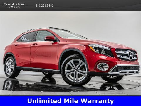 Pre-Owned 2019 Mercedes-Benz GLA GLA 250, Premium 1 Package