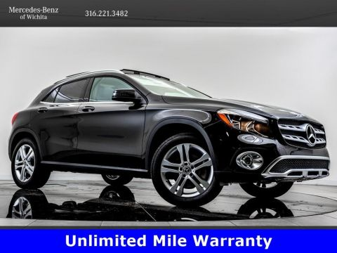 Pre-Owned 2019 Mercedes-Benz GLA GLA 250 4MATIC®, Unlimited Mile Warranty