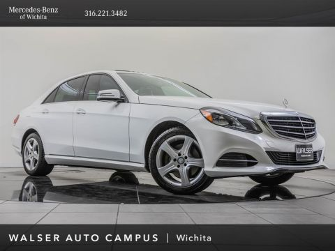 Pre-Owned 2016 Mercedes-Benz E-Class E 350 Sport 4MATIC®, Premium Package
