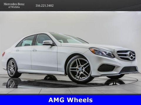 Pre-Owned 2016 Mercedes-Benz E-Class E 350 Sport 4MATIC®, Sport Package