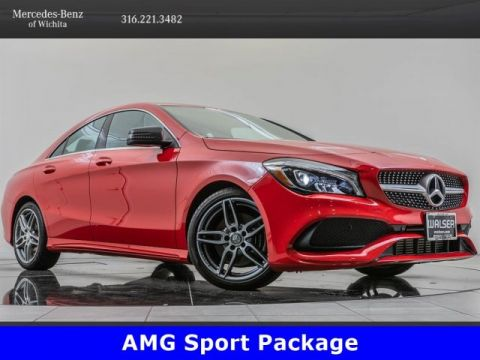 Pre-Owned 2017 Mercedes-Benz CLA CLA 250, AMG® Sport Package