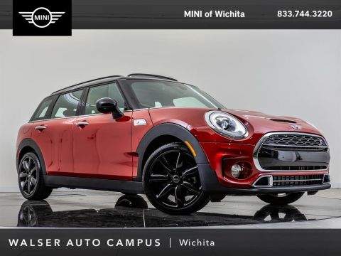 Pre-Owned 2017 MINI Clubman Cooper S, Fully Loaded, Navigation, Pano Roof