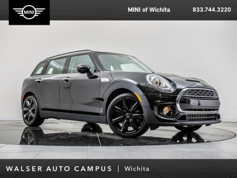 Pre-Owned 2018 MINI Clubman Cooper S Head-Up Display, Heated Seats, STEPTRONIC