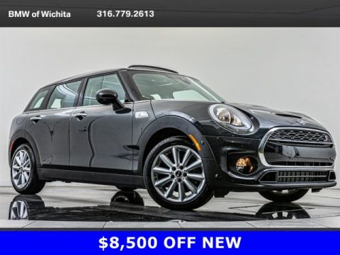 Pre-Owned 2019 MINI Clubman Cooper S, Signature Trim Pkg