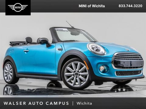 Pre-Owned 2017 MINI Convertible Convertible