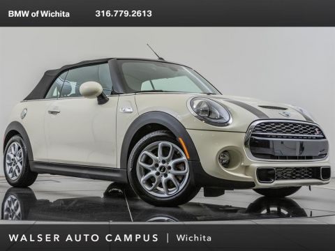 Pre-Owned 2017 MINI Convertible Cooper S, Premium Pkg