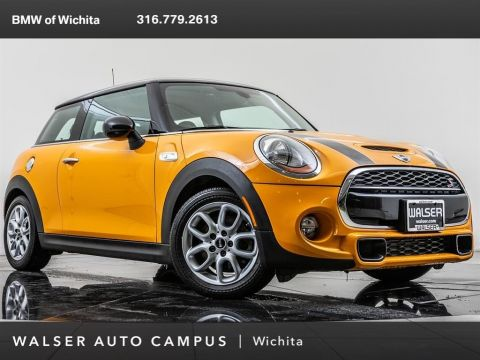 Pre-Owned 2015 MINI Cooper Hardtop S, 1-Owner