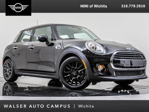 Pre-Owned 2018 MINI Hardtop 4 Door Cooper Rear View Camera, Bluetooth, STEPTRONIC