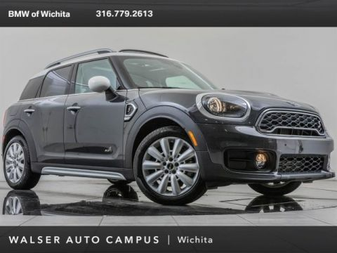 Pre-Owned 2019 MINI Countryman Cooper S ALL4, Signature Trim
