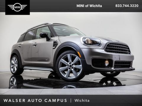 Pre-Owned 2018 MINI Countryman Cooper ALL4 Rearview Camera, harman/kardon sound