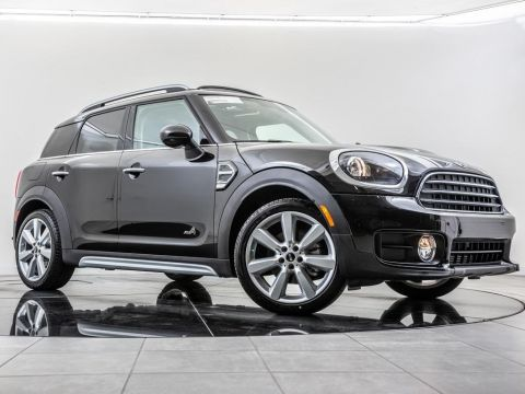 Pre-Owned 2018 MINI Countryman Cooper ALL4, Certified Pre-Owned, Pano Moonroof